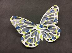 Fold Butterfly L Is For A Lever Fun Fold With Butterfly Basics Just