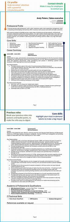 How To Do Your Cv Online How To Write A Cv In 2020 Example Cv Land Your Dream Job