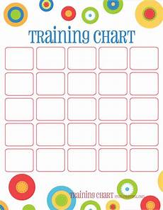 Potty Training Sticker Chart Printable Dots Reward Charts Potty Training Amp More Printable