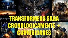 Malvorlagen Transformers Saga Transformers Saga Cronologicamente Curiosidades El