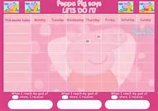 Pull Ups Reward Chart Potty Training Reward Chart Peppa Pig Overnight Pull Ups