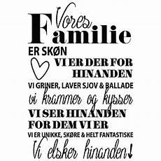 familie familie citater vores familie er en sk 248 n der s 230 tter ord p 229 hvad