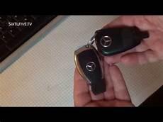Batterie Wechseln Werkzeugteiliges by Mercedes Schl 252 Ssel Batterie Wechseln
