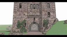 Castle Design Architectural Designs Castle House Plan 44109td Youtube