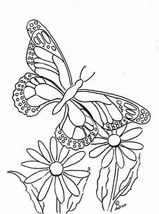 Ausmalbilder Schmetterling Kostenlos Ausdrucken Coloring Pages For By Mr Adron Butterfly Coloring