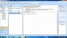 Microsoft Outlook 2007 How To Set Up Password In Microsoft Office Outlook 2007
