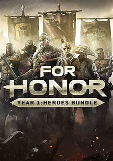 Steam Chart For Honor For Honor Year 1 Heroes Bundle Uplay F 252 R Pc Online Kaufen