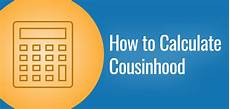 Cousin Chart Calculator Cousin Calculator A Genealogy Relationship Calculator