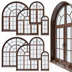 Arch Design Window And Door 3d Models Windows Arched Window