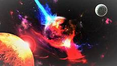 Space Wallpaper 4k Computer by Explosion In The Universe Space 4k Ultrahd Wallpaper