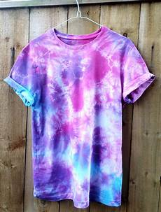 blue dye for clothes tie dye shirt purple blue and pink
