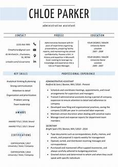Creating A Resume Template Free Creative Resume Templates Amp Downloads Resume Genius