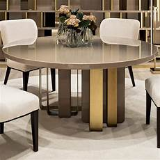 luxury italian lacquered designer dining table