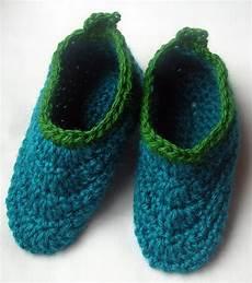 crochet slippers with handspun yarn