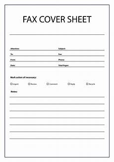 Fax Cover Sheet Attn How To Write A Fax Cover Sheet In Simple Steps Updated 2020