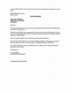 Job Transfer Letter From Employer New Letter Of Intent To Transfer Job Lettering Transfer