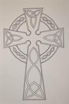 Celtic Cross Design Templates Summertime Ink Celtic Cross