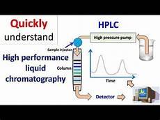 High Performance Liquid Chromatography Hplc High Performance Liquid Chromatography Youtube