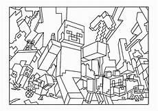 30 beste ausmalbilder minecraft zum ausdrucken