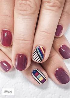 Fall Color Nail Designs 18 Fall Nail Designs And Colors 2018 April Golightly