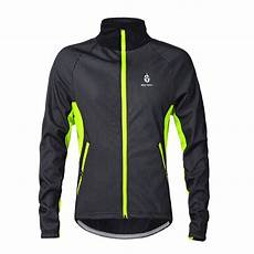 cycling winter jacket reflective waterproof cycling