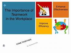 Examples Of Teamwork In The Workplace Teamwork In The Workplace