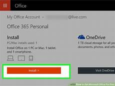 Office Word For Free 4 Ways To Get Microsoft Office For Free Wikihow