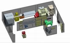 Machine Shop Floor Plans Sergison Machine