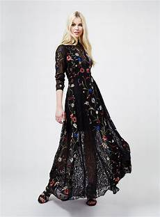 embroidery dress black embroidered maxi dress view all dress shop