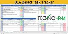 Task Tracker Excel Task Management Templates Project Management Templates