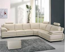 white leather sectional sofa set 44la31