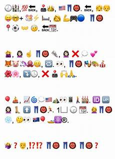 Sentences With Emoji Icons Can Emojis Save The Most Hated Blog Of All Time