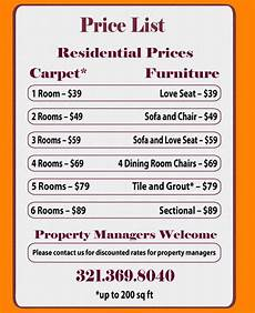 Merry House Cleaning Prices House Cleaning Cost House Cleaning Price List Gse