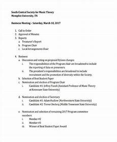 Business Agenda Example Free 10 Business Agenda Examples Amp Samples In Pdf Examples