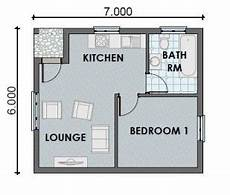 one bedroom apartment floor plans 42m2 search
