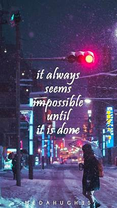 Iphone 7 Plus Wallpaper Quotes by Tap Image For More Quote Wallpapers Do The Impossible