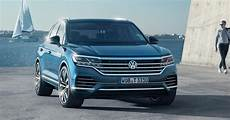 Touareg Vw 2019 by 2019 Vw Touareg Goes All In On Cabin Tech Roadshow