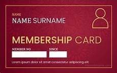 Free Membership Cards 5 Best Membership Id Badge Templates For Ms Word