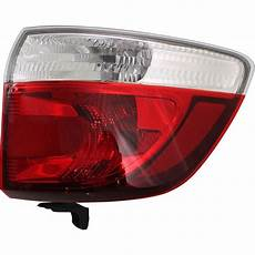 2013 Dodge Durango Light Covers New Passenger Side Outer Light For Dodge Durango