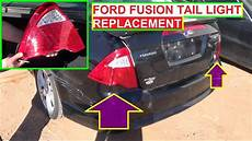 Change Light 2010 Ford Fusion Light Removal And Replacement Ford Fusion 2009 2010
