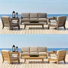 Patio Sofa Set 3d Image by Restoration Hardware Santa Barbara Collection 3d Model