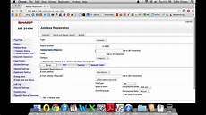 Where Can I Buy An Address Book How To Add Email Addresses To Address Book Of Sharp Copier