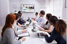 Video Conderencing What Is Video Conferencing Definition By Trueconf