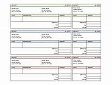 sales receipt template word 2003 form free invoice template for excel
