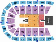 Huntington Center Seating Chart With Seat Numbers Huntington Center Seating Chart Toledo