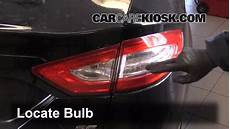 Change Light Ford Fusion Brake Light Change 2013 2016 Ford Fusion 2014 Ford