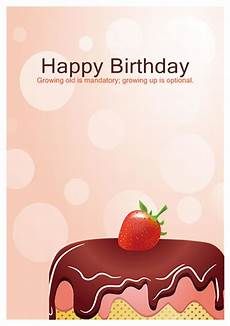Email Birthday Card Templates 40 Free Birthday Card Templates Template Lab