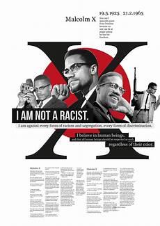Malcolm X Designs Malcolm X Editorial Designs Jim Stokes Design