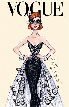 hayden williams fashion illustrations august 2013