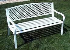 panchine giardino panca panchina da esterno giardino acciaio set